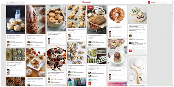לוח Pinterest