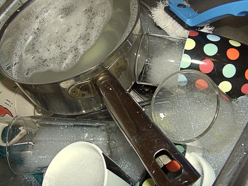 שש הדרכות לניקיון המטבח